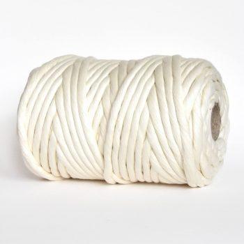 Creadoodle Giza collectie, het meest luxe katoen ter werld is dit Egyptische katoen voor macrame, weven en meer 3 tot en met 12 mm