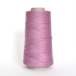 Creadoodle combed cotton collection 1 mm of the highest quality cotton for macrame, weaving, crochet, needle punch, embroidery, super kwaliteit katoen koord 30 colours available lovely lilac