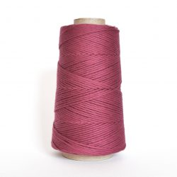 Creadoodle combed cotton collection 1 mm of the highest quality cotton for macrame, weaving, crochet, needle punch, embroidery, super kwaliteit katoen koord 30 colours available magenta purple